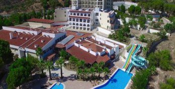 Hedef Dağ Hotel Termal