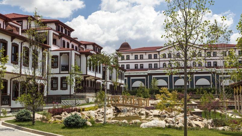 Gülümser Hatun Thermal Otel & Spa