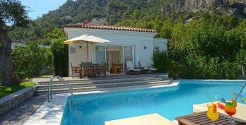 Tek Katlı Özel Havuzlu Villa