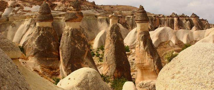 Kapadokya Turu Otobüs ile 1 Gece 2 Gün